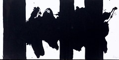 IMG_9449 Robert Motherwell. 1915-1991. Spany Elegy Study N 150. 1976. Hannover. Sprengel Museum. . (jean louis mazieres) Tags: museum germany painting deutschland muse museo allemagne peintures peintres hanovre hannnover sprengelmuseum robertmotherwell musesprengel