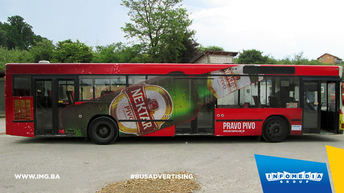 Info Media Group - Nektar pivo, BUS Outdoor Advertising, Banja Luka, Doboj 07-2015 (4)