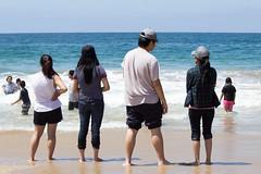Fantastic 4 (kelviinnguyeen) Tags: beach sand random socal fantastic4