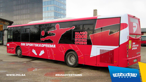 Info Media Group - Đak sport, BUS Outdoor Advertising, Banja Luka 04-2015 (2)