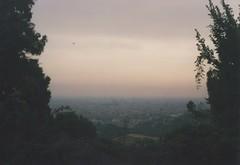Bologna in lontananza (]alice[) Tags: panorama view bologna vista foschia orizzonte canona1 canon a1 pellicola film filmphotography filmisnotdead
