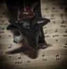 289 Inspired By A Song (read description) (Helena Johansson 71) Tags: goat animal toys toy macromondays inspiredbyasong macro nikond5500 d5500 nikon project365 song