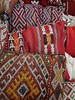Moroccan cushions (SM Tham) Tags: africa morocco marrakech medina unescoworldheritagesite souk shop cushions cushioncovers handknotted rugs recycling colours patterns