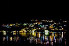 Untitled handheld shots (Greece) (dimitris.giakoumis17) Tags: greece andros handheld greekislands nightshots reflections aegean