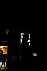 Fürstenberg Statue und Haus (dcs 0104) Tags: münster westfalen nordrheinwestfalen deutschland westdeutschland nikon d5100 50mm 50 nikkor 18 g prinzipalmarkt fürstenberg fürstenberghaus nacht snachts nachts nuit night darkness dunkelheit donker lwl landschaftsverband museum schattenriss markt domplatz centrum stadtmitte zentrum 35mm 35 dx