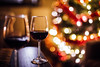 After Christmas (katarri) Tags: nikon nikond750 d750 nikkor 50mm 14 bokeh bokehlicious wine red redwine christmas christmastree porto wood indoor home glass dink drinks golden light lights yellow orange warm cosy winter december night evening dark brown black