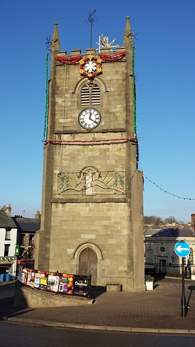 The old church Coleford.