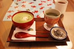 IMG_7040 (Chris Chang) Tags: 明森 宇治 抹茶 甜點 もち dessert maccha