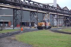 IMG_0788  British Steel, Scunthorpe (SomeBlokeTakingPhotos) Tags: britishsteel steel steelworks steelmill steelindustry stahlwerk stahl heavyindustry manufacturing industrialrailway torpedocar