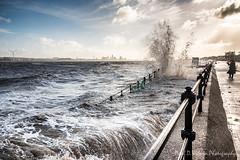 New Brighton. Jan 2017-302 (revpdwilson) Tags: cheshire newbrighton nikon28300mmvr nikond750 seaside wallasey winter wirral landscape naturallight