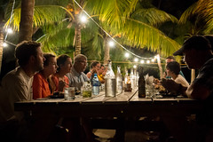 Belize & Communal Eating (adam_s_morris) Tags: belize caribbean travel culture