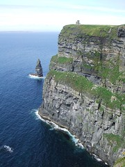 Cliffs of Moyer (mikeburden) Tags: cliffs sea ireland republicofireland wildlife nature scenery eire
