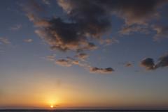 Sunset (rokkuss) Tags: sun sky horizon sunset calabria italy clouds cloudy