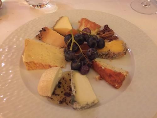 Postkutsch assiette de fromage