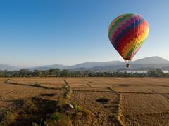 Ballonfahrt Vang Vieng