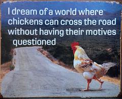 Chicken Crossing Road (2bmolar) Tags: pottsville schuylkillcounty