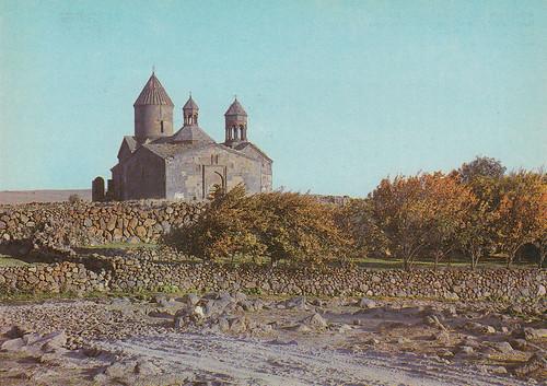 Armenia_Aragatsotn_Tegher-Monastery