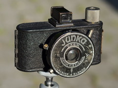 Adox Junka 3x4 (Vortilogue) Tags: vintage adox junka