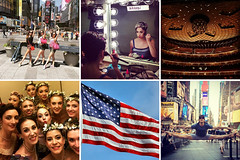 Royal Ballet USA: Meaghan Grace Hinkis on returning home to New York as part of the Summer 2015 Tour