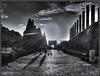 Sol invictus (kurtwolf303) Tags: rome rom roma italia italien italy street strase gegenlicht viasacra streetphotography people menschen blackwhite monochrome backlighting olympusem5 omd microfourthirds micro43 rays strahlen sun sonne shadows schatten urbanlifeinmetropolis unlimitedphotos lovelycity 250v10f topf25 systemcamera 500v20f topf50 sol minimum700v 750views 800views 900views topf75 1000views 1000v40f 99f topf100 1500v60f city stadt lightshadows lichtschatten 4000views 7000views 8000views outdoor 9000views 10000views