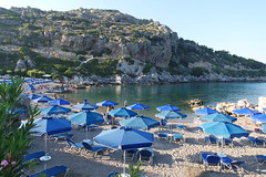 Anthony Quinn Bay - Ladiko Beach (sandorson) Tags: travel greece rhodes rodi rhodos rodas rodosz grgorszg  sandorson c