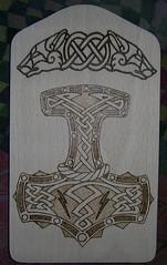 Mjllnir (7) (fiore.auditore) Tags: thor mythology mythologie mjlnir asatru mjllnir