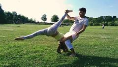 Acro (HyperXP.com) Tags: yoga training flyer photoshoot circus husbandandwife stretch badkitty acrobatics trust balance strength handstand flex fitness base flexibility kneesocks acro acrobalance counterbalance circusskills partneryoga acroyoga corestrength picdump partneracro yogainspiration instafit instayoga yogisofig acroinspiration acrovinyasa gymnasticbodies circusinspiration acrotrick acromove aerialnation