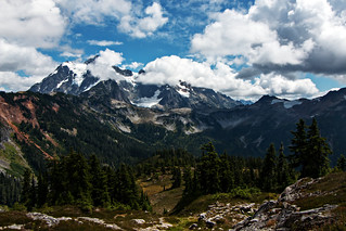 Mt. Shuksan 9131 ft.