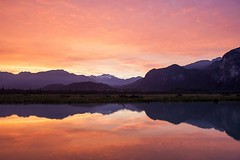 Sunrise  in Squamish (Lisa Snow Photography) Tags:
