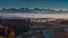 View over emmental to the bernese alps (Role Bigler) Tags: alpen alps berge berneralpen bernesealps canoneos5dsr eigermönchundjungfrau emmental herbst landschaft lueg natur nature schweiz suisse switzerland autumn fall landscape lateafternoonindecember mountains swissalps