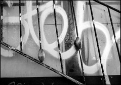 20161120-006 (sulamith.sallmann) Tags: abstract abstrakt athen attika bw geländer greece griechenland schwarzweis sw grc sulamithsallmann