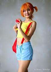 20161211 - 54 (Henry Aldridge) Tags: cosplay singapore 2016 henryaldridge theeoycosplayfestival2016 marinabarrage anime manga gaming misty pokemon