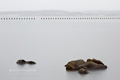 Missing Teeth (Shuggie!!) Tags: architecture breakwaters causeways cramond firthofforth landscape lothians minimalism rivers rocks scotland seascape water karl williams karlwilliams