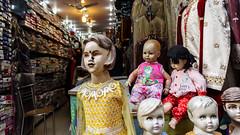 (kinda scary) Broken Doll (fvfavo) Tags: broken doll india shop mandi himachalpradesh indien in