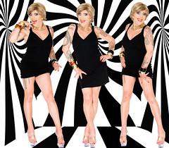 home13993-95 (Ann Drogyny) Tags: shoes legs heels crossdress crossdresser crossdressing cd tv tg ts transvestite transgender transsexual tranny tgirl glamour pinup mature cute sexy stockings nylons suspenders garters