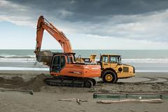 20170119_2616_7D2-32 Beach tools (johnstewartnz) Tags: canon canonapsc apsc eos 7d2 7dmarkii 2470 2470mm newbrighton newbrightonbeach equipment 100canon unlimitedphotos yabbadabbadoo