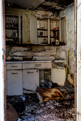 Kitchen (Mike Matney Photography & Design) Tags: 2017 canon eos7d january midwest missouri northstlouis stl stlouis decay urban unitedstates us