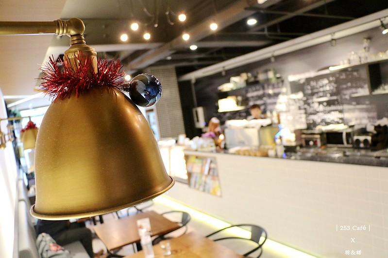 253 Café永康街美食捷運東門站咖啡廳029