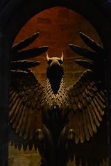 DSC_0383 (SherryFlox) Tags: wonderful wand harrypotter wizard dumbledore snape hermione gryffindor ron voldemort tour warnerbros london kingscross amazing gorgeous christmas