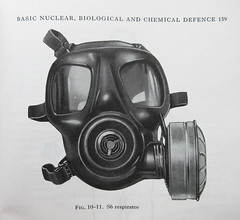 Naval Rating's Handbook, 1975 (Bollops) Tags: handbook navy naval 1975 1970s vintage retro illustration british uk nbcd nbc basicnuclearbiologicalchemicaldefence ratings respirator suit