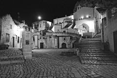 matera 12 (explored) (lotti roberto) Tags: matera sassi night notte lucania basilicata building mt architetture italia italy xpro2 fav25 fav50 fav75 fav100 fav125 fav150 fav175 fav200 fav225 fav250 fav275 fav300