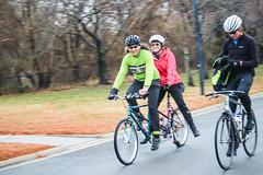 tandem fun (Joe in DC) Tags: hainspoint bike bikedc hainspoint100