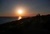 Brotherly Walk In Sunset (hin_man) Tags: zonlai25f18 zonlai pointlobos bigsur christmas 2016 brotherlywalk