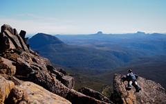 A Top Mount Ossa (Thatscreennameisalreadytaken) Tags: cradle mountain hike olympus panasonic20mmf17 omd landscape tramping hiking nd filter