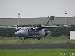 2818 Slovak Air Force LET L-410UVP-E20 (Jordy_RTM) Tags: 2818 slovakairforce let l410 uvp e20 leeuwarden ehlw luchtmachtdagen airforcedays
