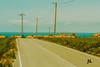 Route Liencres (Janick Norman Leroy) Tags: route road carrera liencres espagne españa spain soleil sun sol mer mar ocean atlantique atlantica cantabrie cantabria canon rebel t5 1200d été summer nature exterieur lumiere luz light chaud chaleur calor hot warm