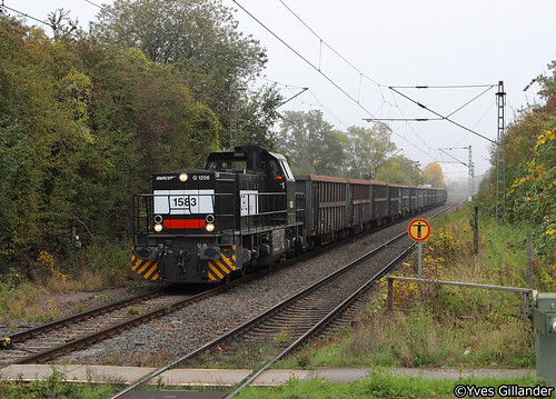 CFL Cargo 1583, Trier-Euren 28.10.2016