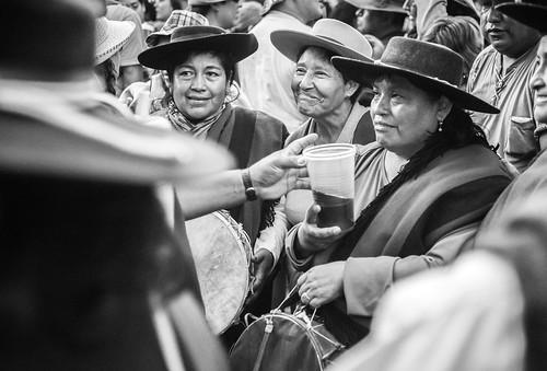 Festival de copleros en Purmamarca
