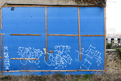 Mosa - Coco93 (Ruepestre) Tags: mosa coco93 conie cony pal paris art graffiti graffitis france streetart street urbain urbanexploration urban