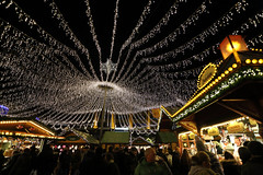 Essen Christmas Market, Essen, Germany. (廖法蘭克) Tags: essen christmasmarket germany christmas market canon1740mmf4l canon 6d frank photography photographer night nightview friends relax weekend light 德國 聖誕市集 埃森 street streetphoto winter cold